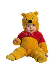 infant costumes winnie the pooh deluxe baby costume disney costumes for babies