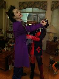 harley quinn and the joker halloween costume ii by