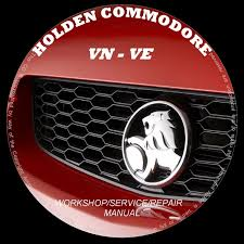 holden commodore vn vp vq vr vs vt vx vy vz ve workshop service