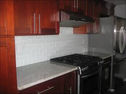 Easy Kitchen Backsplash Bathroom Backsplash Ideas Home Depot Infinity Blanco In W X 971