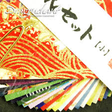 japanese traditional high quality washi paper origami pack of 30