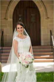 gorgeous lace cap sleeve bridal gown weddings by debbie photo