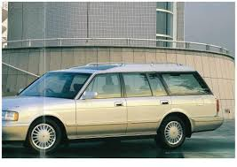 lexus ls vs toyota crown toyota crown 1998 estate gs130 ls130 japanclassic