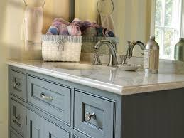 spray paint cabinets bathroom makeover valspar cabinet paint