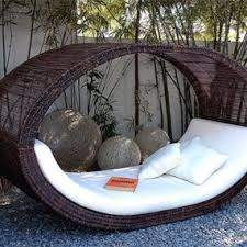 woven outdoor furniture by barlow tyrie the dune daybed