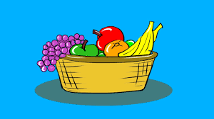 Bowl Of Fruits How To Draw Bowl Of Fruit Drawing And Coloring Step By Step