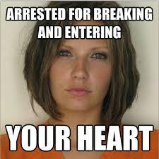 Hot Convict Meme - pretty female convict becomes a cute internet meme 25 pics