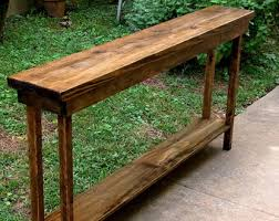 console table etsy