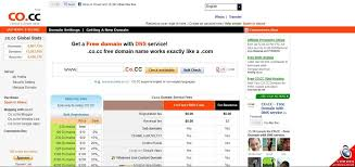 cara membuat blog domain com how to create a free domain co cc in blogger with co cc