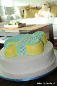carriage buggy baby shower cake baked for you
