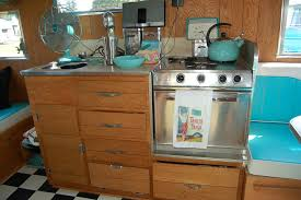 Kitchen Cabinet In History by Vintage Aloha Trailer Pictures And History From Oldtrailer Com