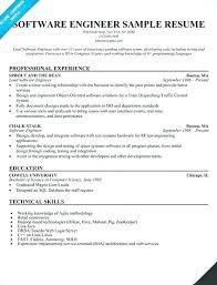 resume formatting software sle software developer resume information technology cover letter