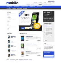 Price Plan Design Website Design 36349 Mobile Shop Store Custom Website Design