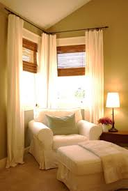 Curtains For Bedroom Windows Small Best 25 Corner Window Treatments Ideas On Pinterest Corner