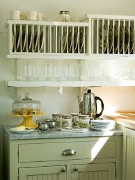 Open Shelf Kitchen by Open Shelves Plate Rack Nice Kitchen Touches Things I Want