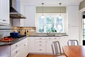 Kitchen Sink Curtain Ideas Large Window Curtain Ideas Tags Amazing Kitchen Bay Window Over