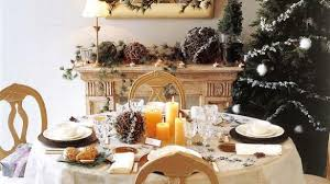 decorating dining table adorable dining table christmas decorating ideas liming