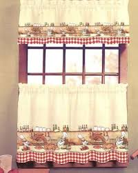 Italian Themed Kitchen Curtains 40 Best Home Kitchen Window Treatments Images On