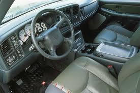 2003 Chevy Silverado Interior 2002 06 Chevrolet Avalanche Consumer Guide Auto