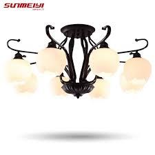 ceiling fan w lights remote control 110 240volt fan led light