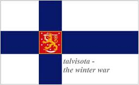 German Flag 1940 Finnish Flag When The Soviet Union Attacked Finland On The 30th