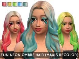 sims 4 maxis match cc hair maxis match sims 4 hair