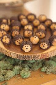 woodland themed baby shower decorations woodland themed baby shower ideas woodland creatures ba shower