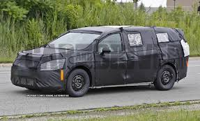 pimped out smart car 2017 chrysler town u0026 country spy photos u2013 news u2013 car and driver