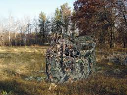 Bow Ground Blind Turkey Hunting Blinds And Tactics