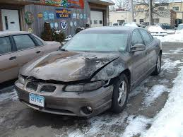 94 pontiac grand prix wreck on 94 images tractor service and
