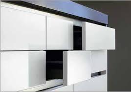Recessed Cabinet Door Pulls Length Flush Drawer And Door Pulls
