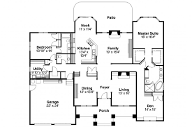 rectangle house plans commercetools us o good looking open floor plan house plans one story unique rectangle house plans