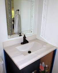 St Paul Bathroom Vanities by Honest Thoughts On Cultured Marble In A Master Bath Reno