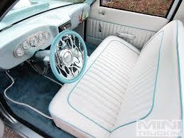 Dodge Dakota Truck Seats - the decline 1986 chevrolet s 10 mini truckin u0027 magazine