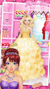 princess salon girls makeup dressup makeover games