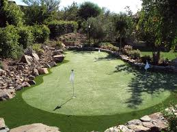 best backyard putting greens