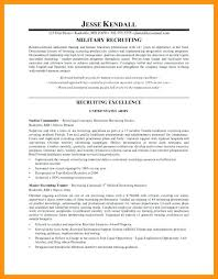 Resume Of Hr Recruiter Sample Resume Format For Hr Executive 5 Human Resource Recruiter