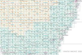 Lake Victoria Map Topographic Maps 100k Natmap