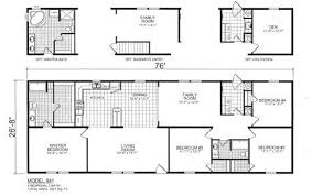 Champion Modular Home Floor Plans Champion Homes Ranch Double Wide Or Modular Home Champion