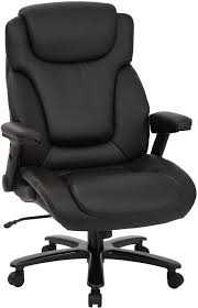 Leather Executive Desk Chair Heavy Duty Office Chairs For The Big And Tall Free Shipping