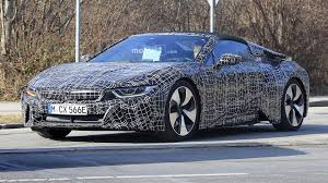 2018 bmw i8 to get power boost to 420 hp