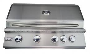 32 Inch Gas Cooktop Rcs 32 Inch Premier Series Built In Gas Grill With Rear Burner
