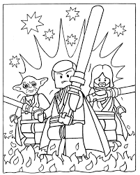 coloring pages decorative starwars coloring pages star wars 4