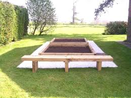 Railway Sleepers Garden Ideas Garden Ideas With Sleepers A Peaceful Garden With New Railway