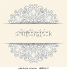 vintage antique background ornamental decoration stock