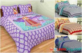 bed sheet quality cotton bed sheet queen size latest design high quality linkyweb