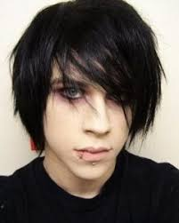 slanted hair styles cut with pictures top five emo hairstyles for guys