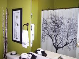 black and white bathroom decor ideas amazing black and yellow bathroom decor sets white decorating