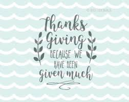 thanksgiving quote etsy