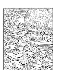 space coloring pages saturn coloringstar